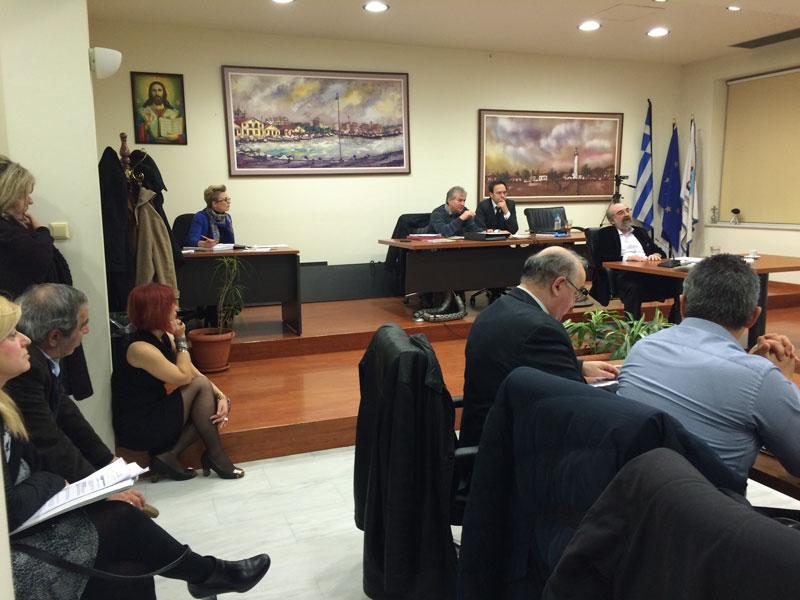 Δημοτικό Συμβούλιο 25/2/2015 19:27