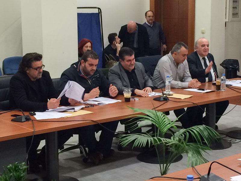 """Η παράταξη """"Δήμος και Δημότες"""" στο Δημοτικό Συμβούλιο της 18/3/2015 - Παρουσίαση Α' Φάσης Κυκλοφοριακής Μελέτης από την κ. Διαμαντίδου και τον κ. Βόσκογλου"""