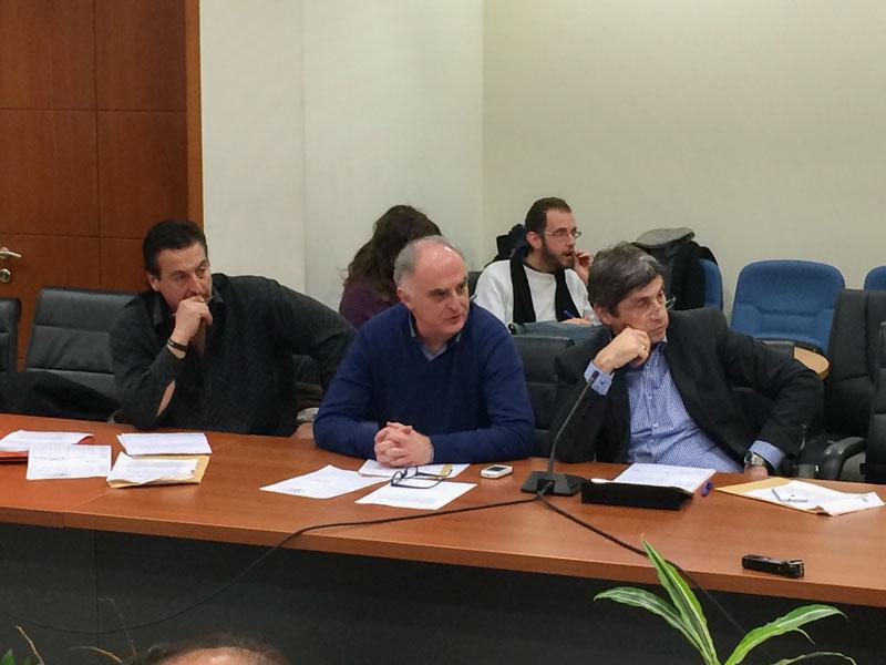 """Η παράταξη """"ΑΝΑ.Σ.Α. για την Αλεξανδρούπολη"""" στο Δημοτικό Συμβούλιο της 18/3/2015 - Παρουσίαση Α' Φάσης Κυκλοφοριακής Μελέτης από την κ. Διαμαντίδου και τον κ. Βόσκογλου"""