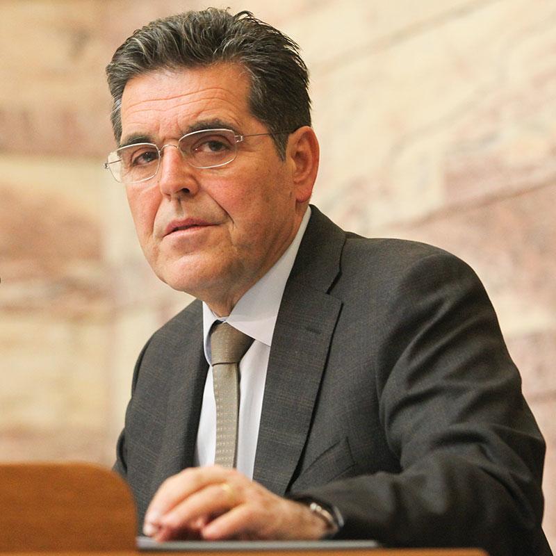 Δερμεντζόπουλος Αλέξανδρος, πρώην υφυπουργός Πολιτισμού, Παιδείας και Θρησκευμάτων