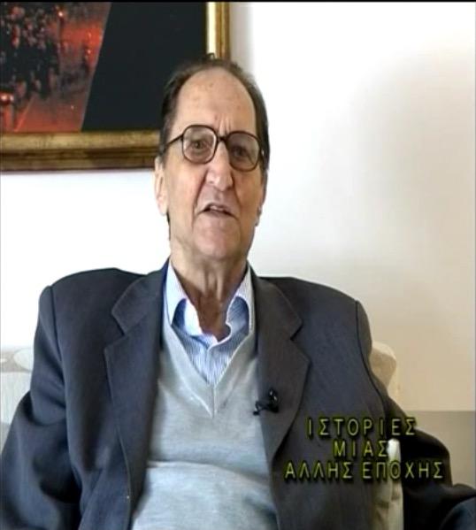 Ο αείμνηστος φωτογράφος της Αλεξανδρούπολης, κ. Γιώργος Παναγιώτου (13/5/2010, Rodopi Channel)