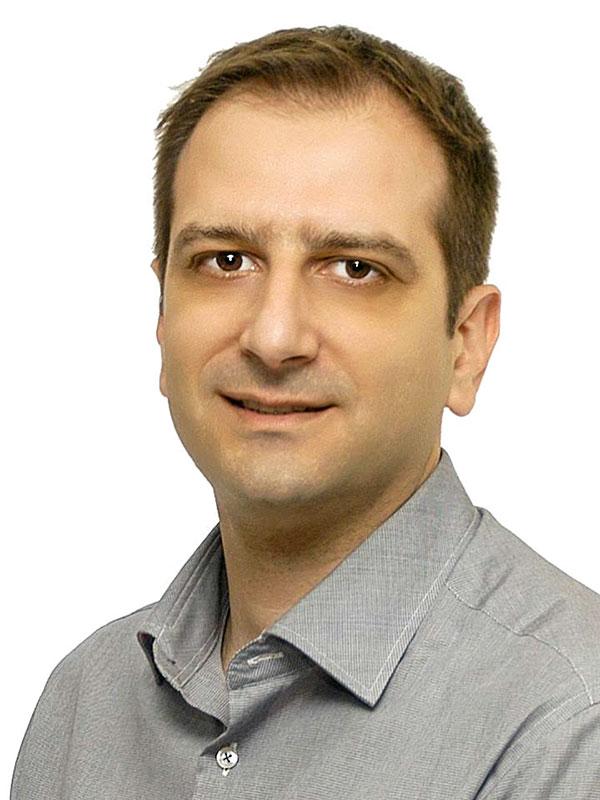 """Γιάννης Βαταμίδης, δημοτικός σύμβουλος """"Πόλη & Πολίτες"""""""
