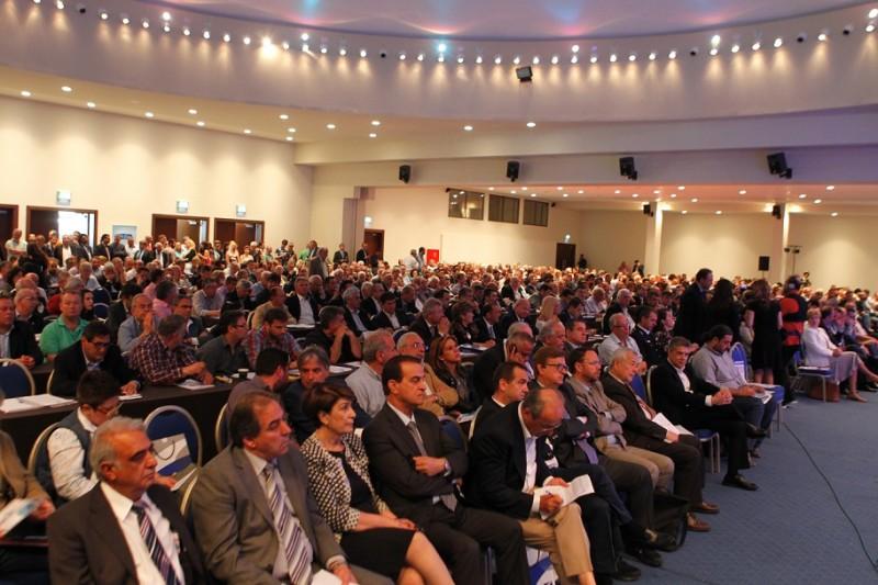 Ετήσιο Συνέδριο ΚΕΔΕ στη Χαλκιδική (7-9/5/2015)