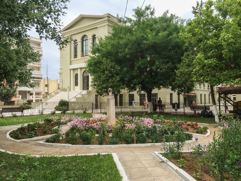 Ζαρίφειος Παιδαγωγική Ακαδημία (22/6/2015)
