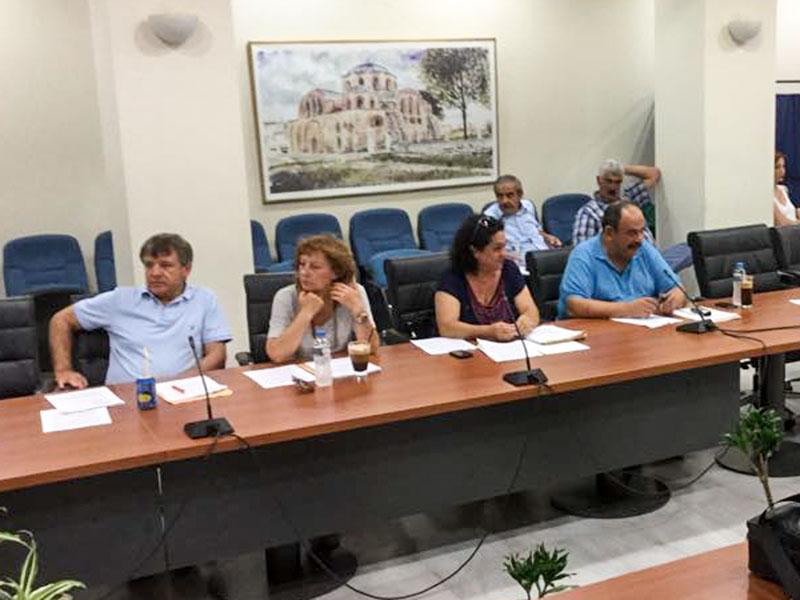 Λαϊκή Συσπείρωση Δήμου Αλεξανδρούπολης (24/6/2015)