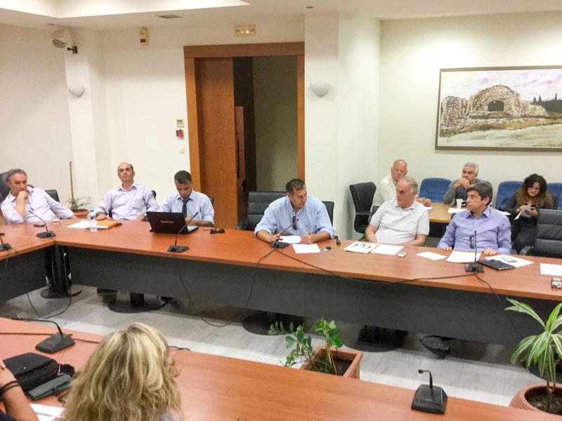 Ο κ. Βαγγέλης Θεοδώρου στο Δημοτικό Συμβούλιο Τετάρτης 24/6/2015