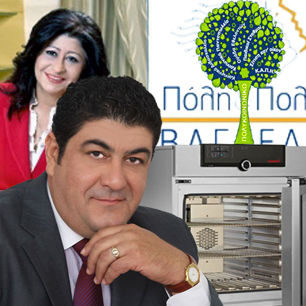 """Απευθείας ανάθεση για προμήθεια """"μεταχειρισμένου φούρνου αέρος"""" αξίας 4.920 ευρώ από την κ. Ιντζεπελίδου Βασιλεία"""