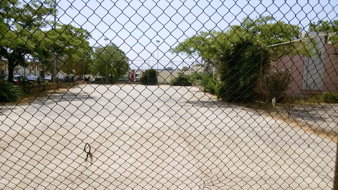 Κέντρο Νεότητας - Πρώτο Γήπεδο (ποδόσφαιρο/handball) (3/8/2015)