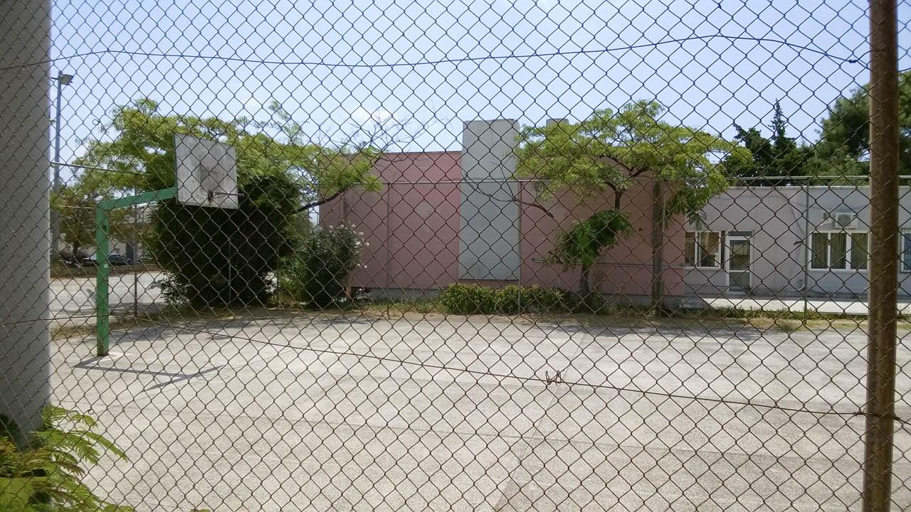 Κέντρο Νεότητας - Δεύτερο Γήπεδο (basket) (3/8/2015)