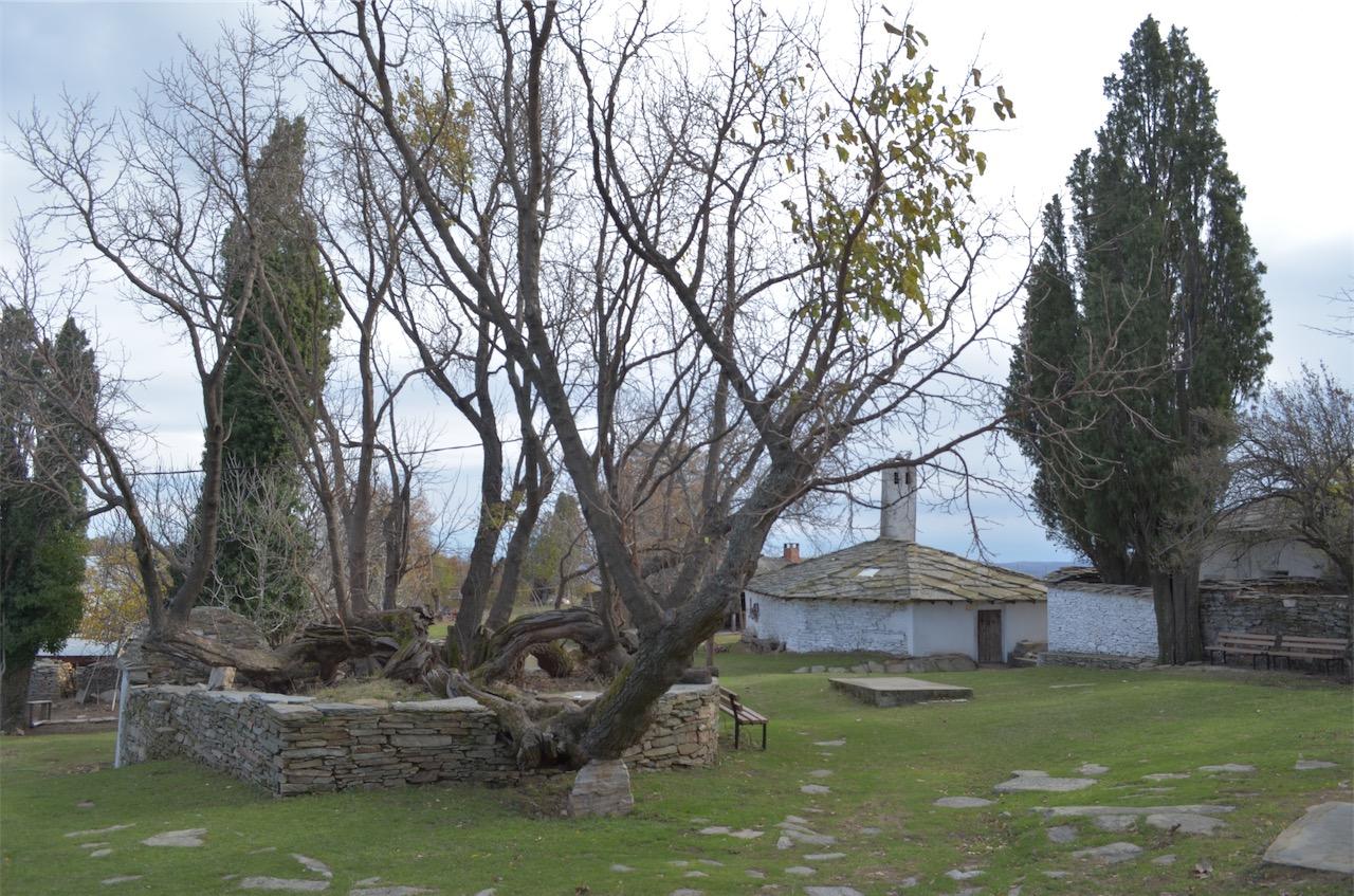 Στον Αλεβίτικο Τεκέ του Σεγήτ Αλή Σουλτάν στη Ρούσσα (Φωτογραφία: Γιάννης Κάσσης / LIFO Πηγή: http://www.lifo.gr/articles/society_articles/78172)