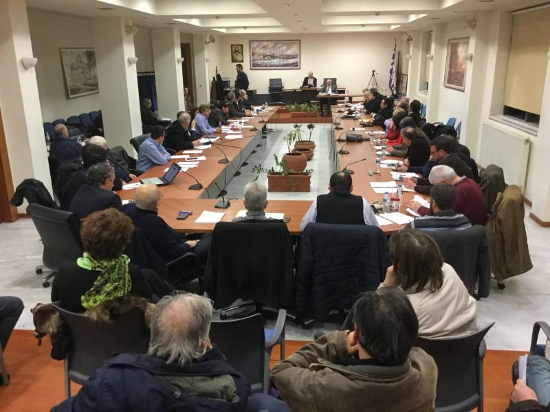 30η τακτική συνεδρίαση ΔΣ δήμου Αλεξανδρούπολης (18/12/2015 18:26)