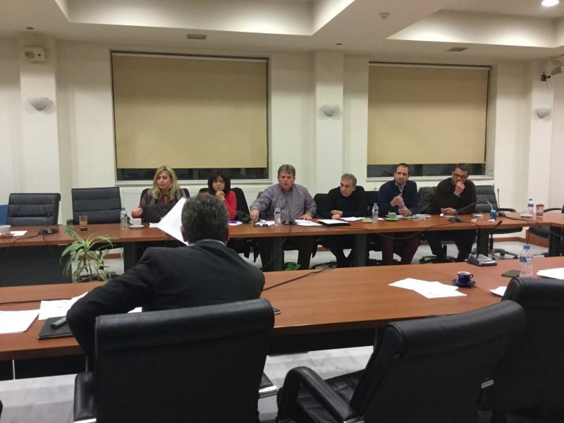 Μυτιληνός (πρόεδρος ΔΕΥΑΑ) και Μιχαηλίδης (επικεφαλής ΑΝΑ.Σ.Α.) για το θέμα της ΔΕΥΑΑ στην 30η τακτική συνεδρίαση ΔΣ δήμου Αλεξανδρούπολης (18/12/2015 20:57)