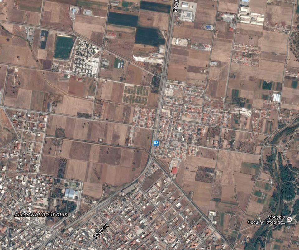 """Σχέδιο Πόλης """"Μαϊστριανά-Φυτώριο"""""""