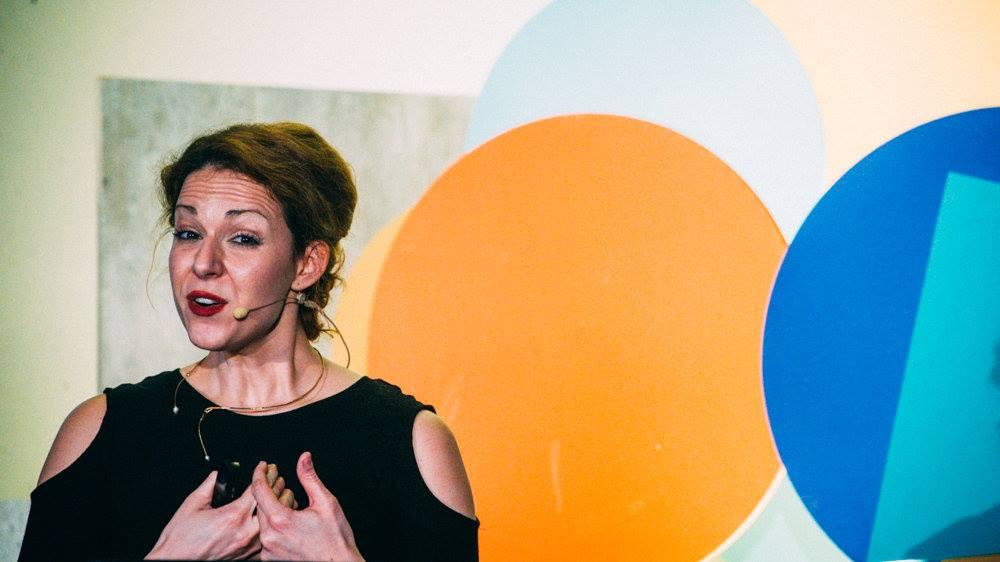Άννα Παπαγιαννάκη-Διβάνη (TEDx Alexandroupolis, 13/2/2016)