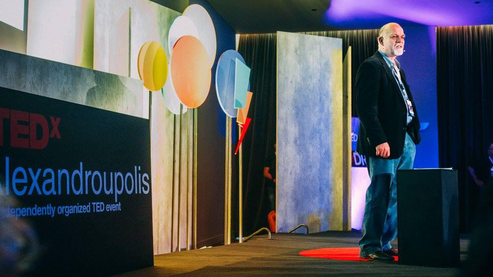 Πέτρος Σουκουλιάς (TEDx Alexandroupolis, 13/2/2016)
