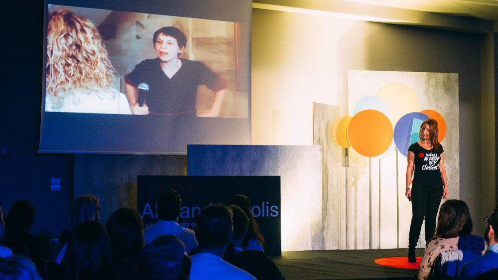Φιόρη Ζαφειροπούλου (TEDx Alexandroupolis, 13/2/2016)