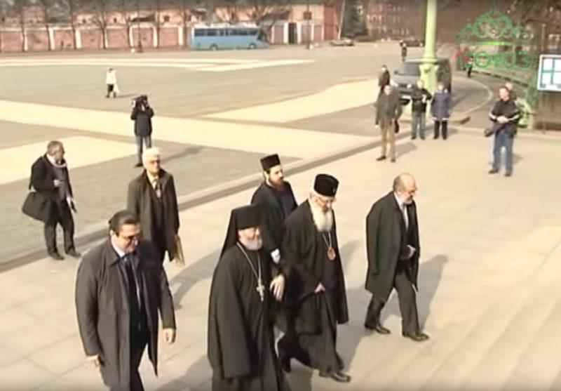 Ταξίδεψε τελικά στη Ρωσία ο υπάλληλος του δήμου (27-30/3/2016)