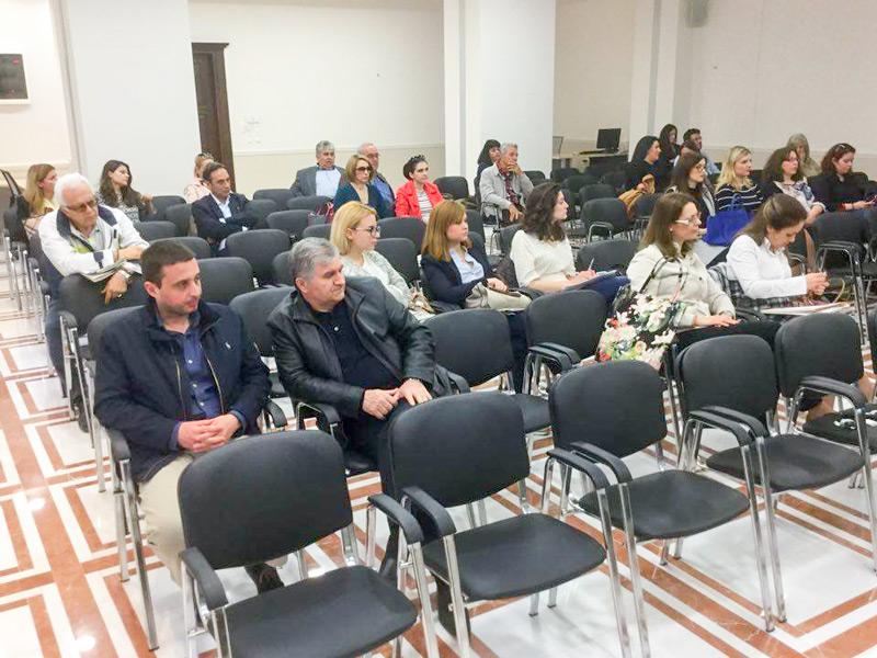 """Χρήστος Βασματζίδης """"Εξωδικαστική Επίλυση Διαφορών Στην Τοπική Αυτοδιοίκηση"""" (Νομαρχείο, 18/04/2016)"""