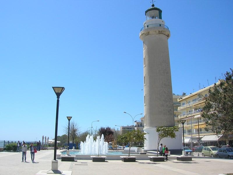 Ο φάρος της Αλεξανδρούπολης (πηγή: in.gr)