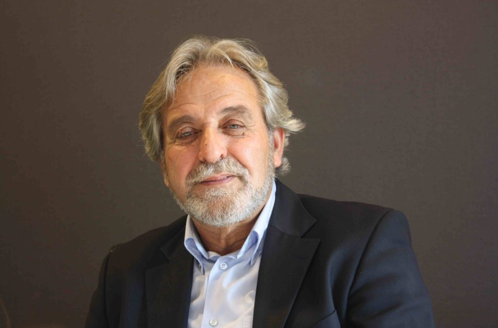 Νίκος Στασινάκης, πολιτικός μηχανικός